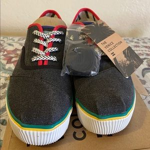 Tom's Venice Collection Platform Sneakers